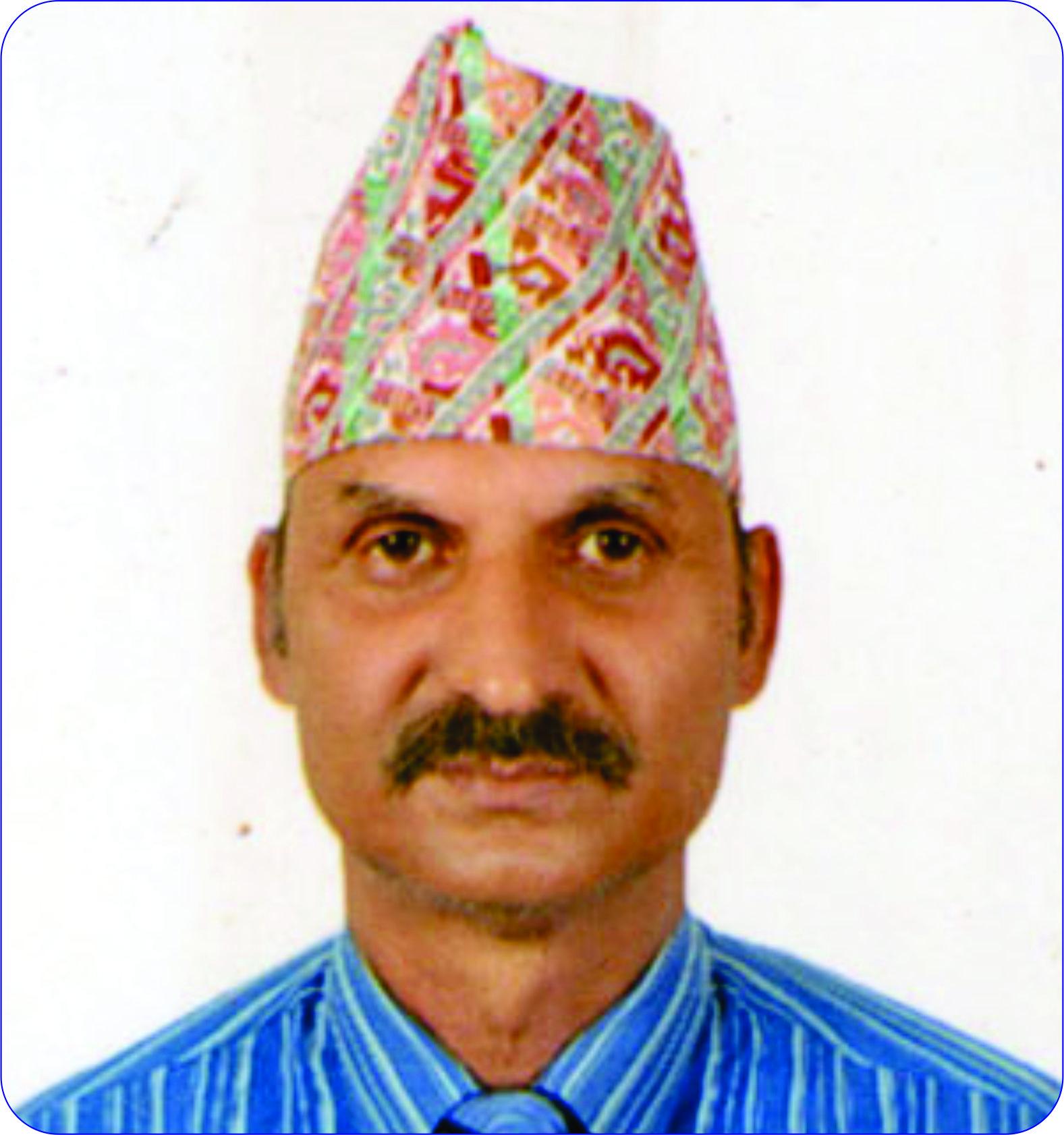 Sunil Kumar Acharya